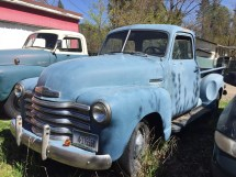 1952 Chevy Truck For Sale Craigslist - Year of Clean Water