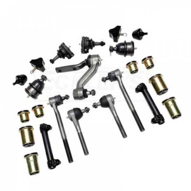 Nova Suspension Rebuild Kit, Front End, Complete, For