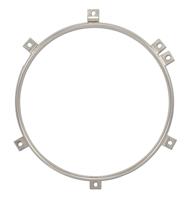 H/L Bulb Retainer Ring-Round Repro-Classic Chevy Truck Parts