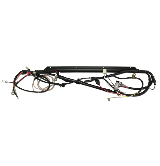 Engine Harness-350-A/T-W/Gauges-W/Idle Stop Solenoid