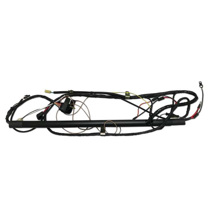 Engine Harness-454-All-W/Gauges-W/Idle Stop Solenoid