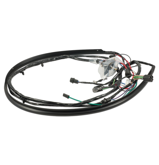 Front Harness-Chevy, w/ Gauges-americanclassic.com
