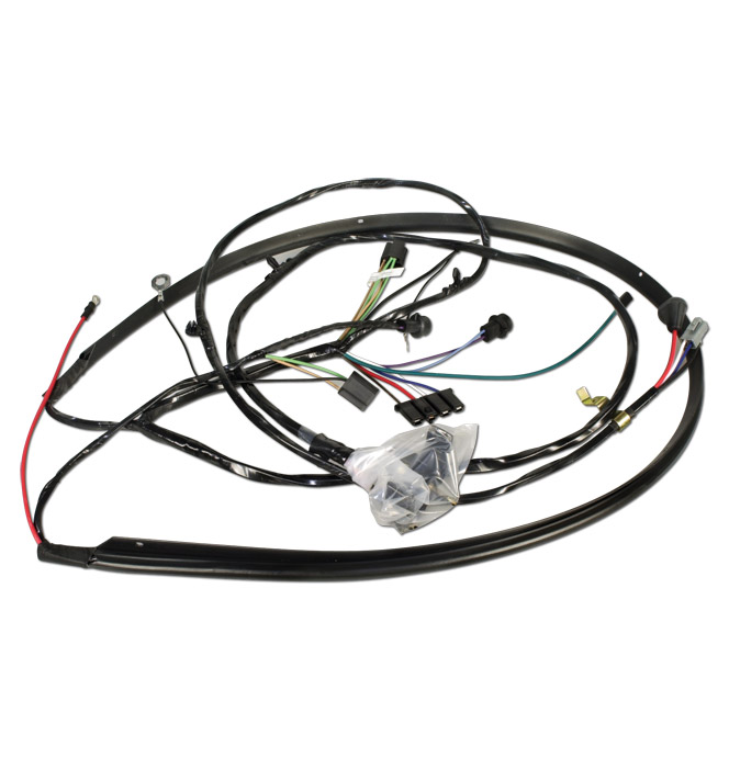 Front Harness-Chevy, w/ Lights-americanclassic.com
