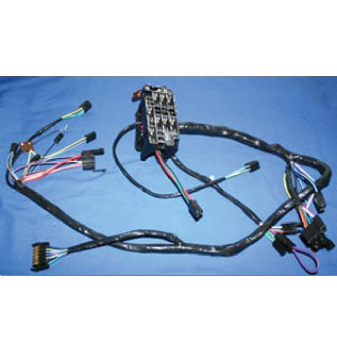 Gmc Instrument Panel Jumper Wiring Harness