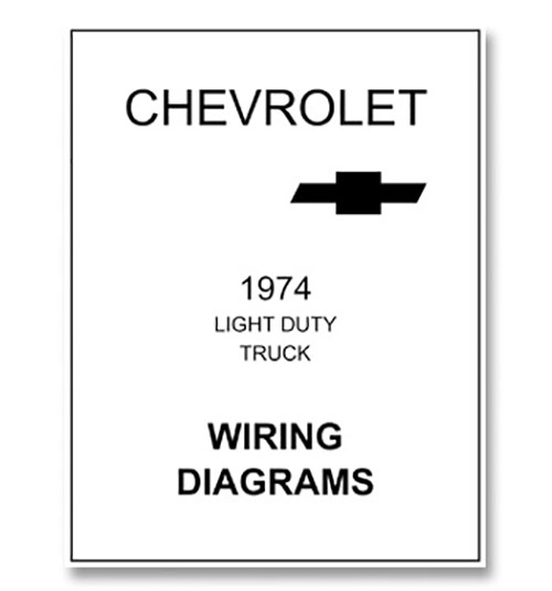 Wiring Diagram-Classic Chevy Truck Parts