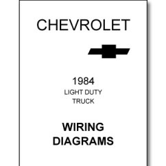84 Chevy Truck Wiring Diagram 1997 Ford Radio Diagrams And Obsolete Parts For Old Trucks 1984