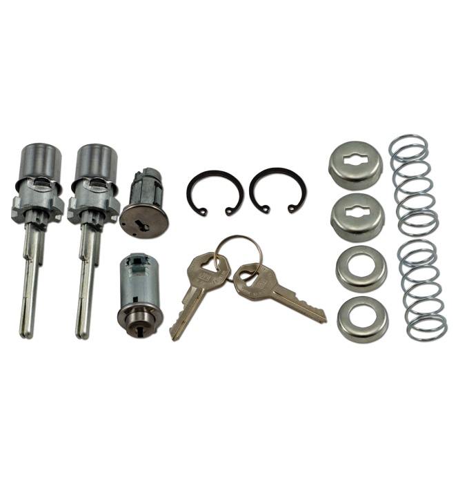 Complete Lock Set-Classic Chevy Truck Parts