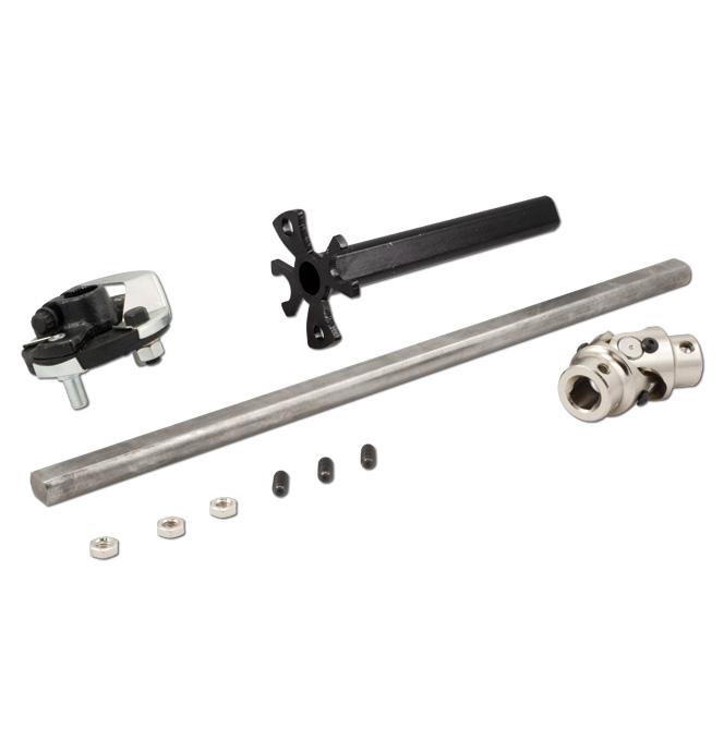 *Tilt Steering Shaft & Coupler Assembly-americanclassic.com