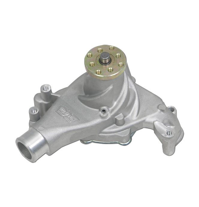 hight resolution of  1969 76 weiand action plus water pump sbc long satin