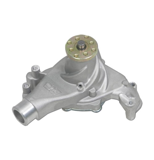 small resolution of  1969 76 weiand action plus water pump sbc long satin