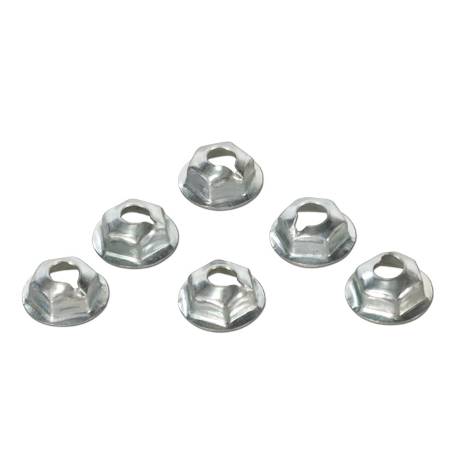 Heater Box Cover Retainer Nut Set-Classic Chevy Truck Parts