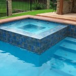 Classic Pool Tile Swimming Pool Tile Coping Decking Mosaics Depth Markers
