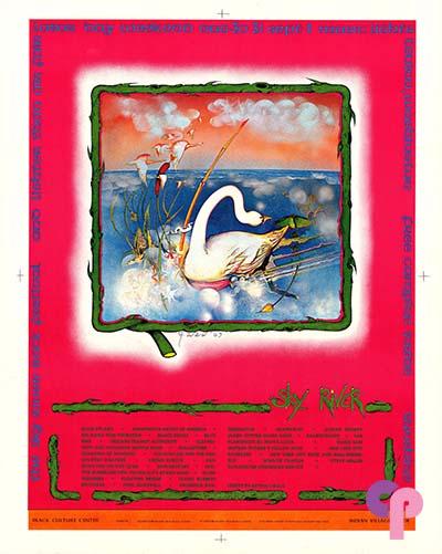 Uncut Original Poster