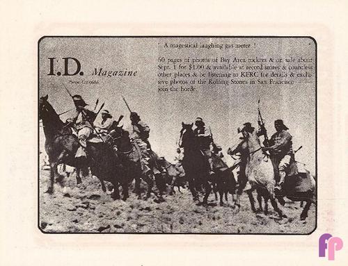 Original Handbill