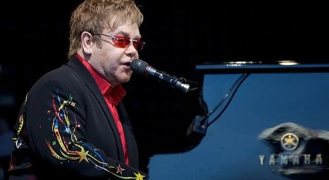Elton John and Billy Joel