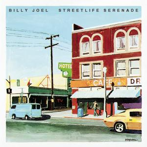 Billy Joel Streetlife Serenade Album Cover