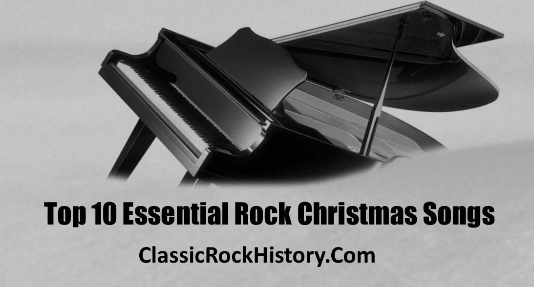 10 Essential Original Rock Christmas Songs - ClassicRockHistory.com