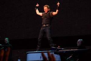 Bruce Springsteen Live Rebel Rebel