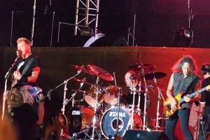 Metallica Iron Man
