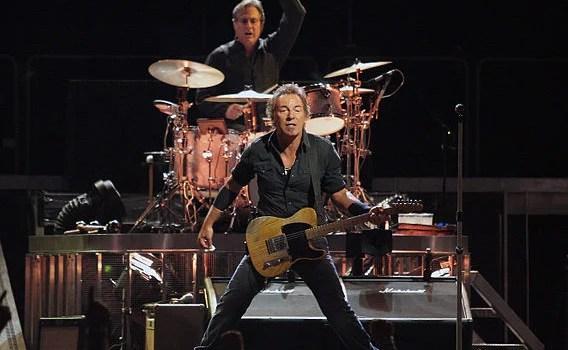 Bruce Springsteen Purple Rain