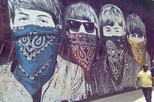 Beatles Album Covers