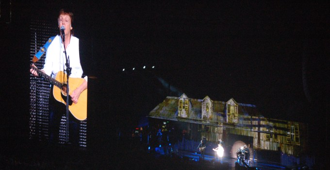 Paul McCartney MetLife Stadium