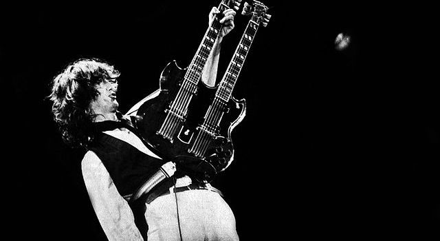 Jimmy Page Projects