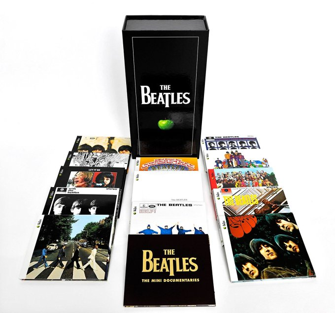 Best Beatles Box Sets