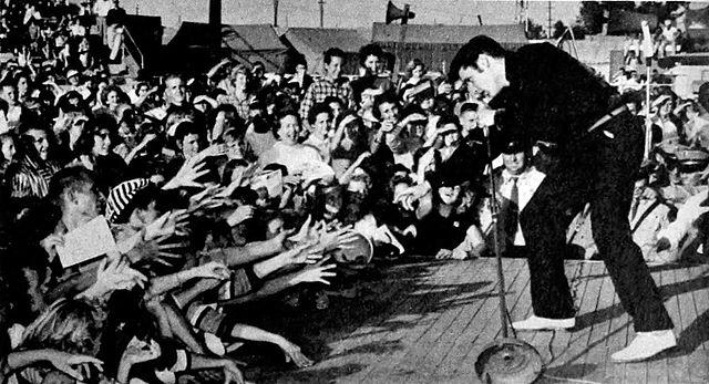 Elvis Presley, Censorship,
