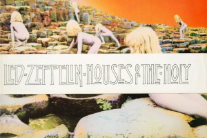 Led Zeppelin Houses Of The Holy Album Cover