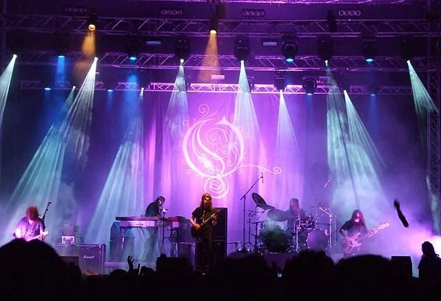 Opeth Songs