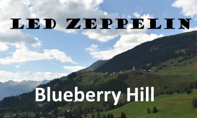 Led Zeppelin's Live Blueberry Hill Show