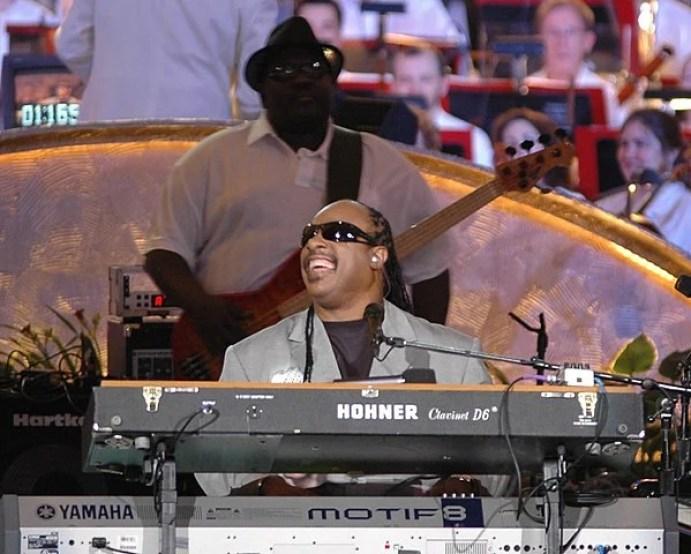 Stevie Wonder Songs
