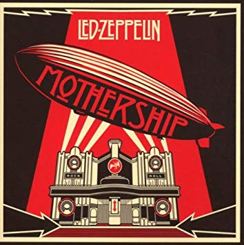 Led Zeppelin Mothership image Cover