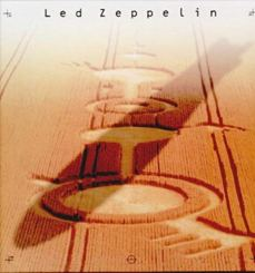 Led Zeppelin Discography box set cover