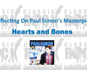 Paul Simon Hearts and Bones