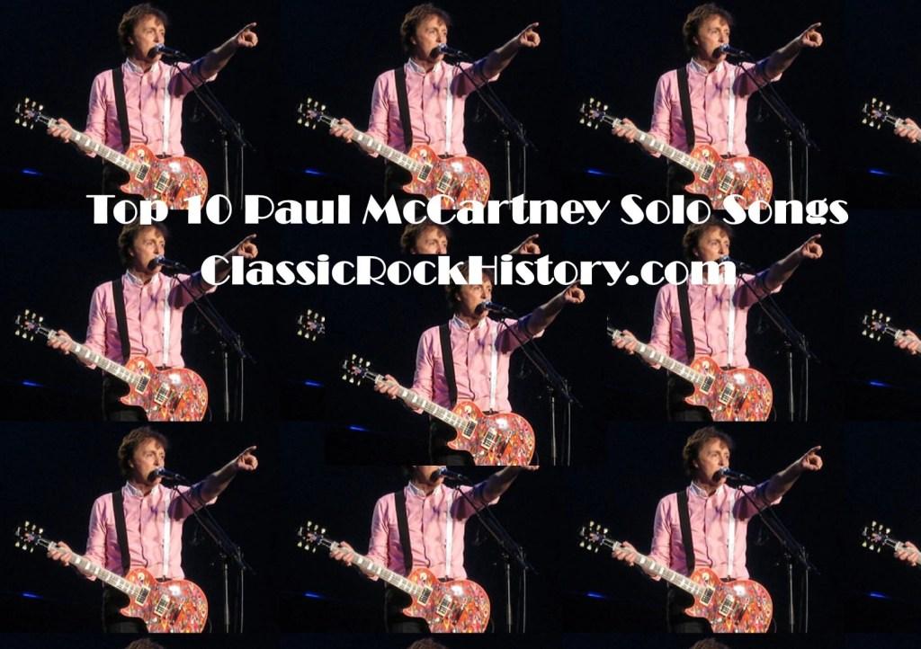 Paul McCartney Solo Songs