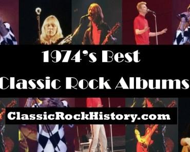 1974's Best Classic Rock Albums