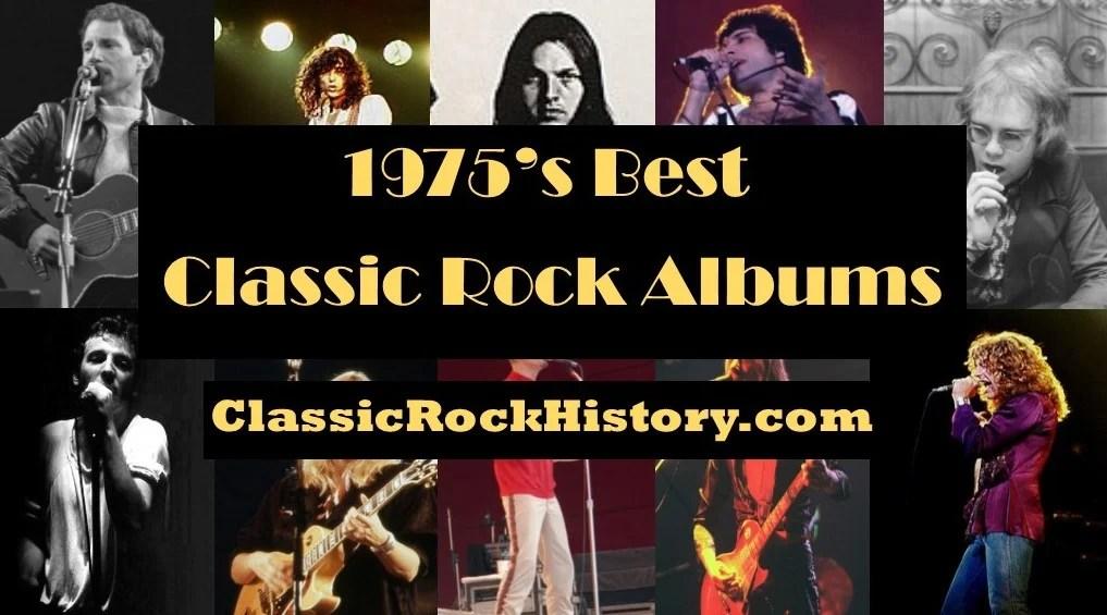 1975's Best Classic Rock Albums