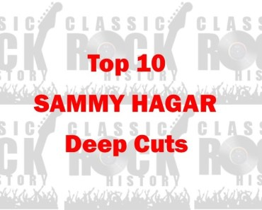 Sammy Hagar Deep Cuts
