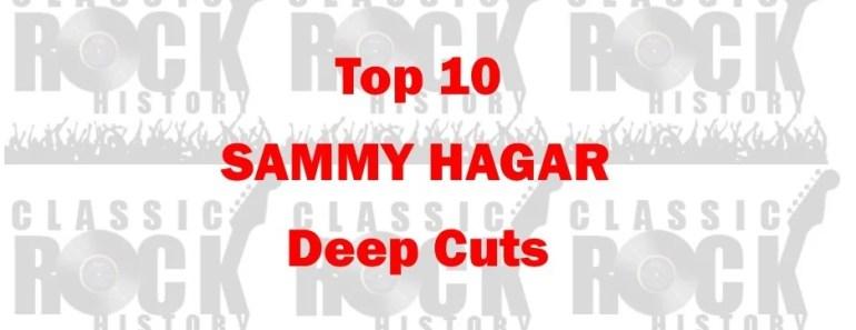 Sammy Hagar Deep Cuts
