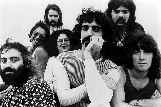 Frank Zappa Love Songs