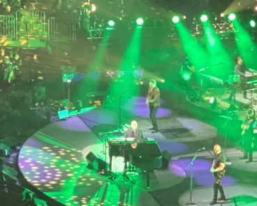 Billy Joel Concert at MSG