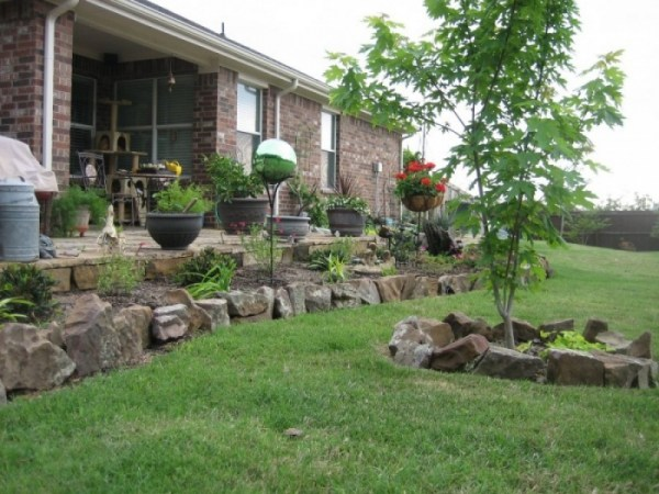 landscaping and outdoor projects