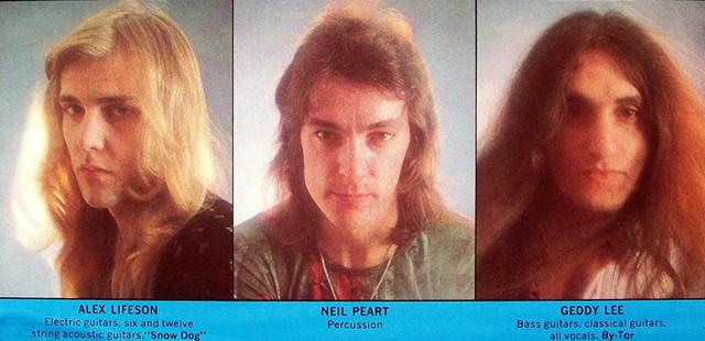 """Resultado de imagen para rush 1975"""""""