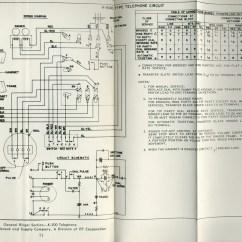 Rotary Dial Telephone Wiring Diagram Circle Of 3 Phase Induction Motor Kellogg K 500 Handbook Page