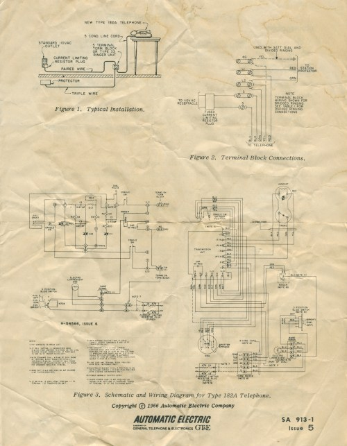 small resolution of type 182a starlite wiring and schematic type 182a starlite instructions type 183 space maker