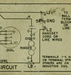 on kellogg telephone wiring diagram