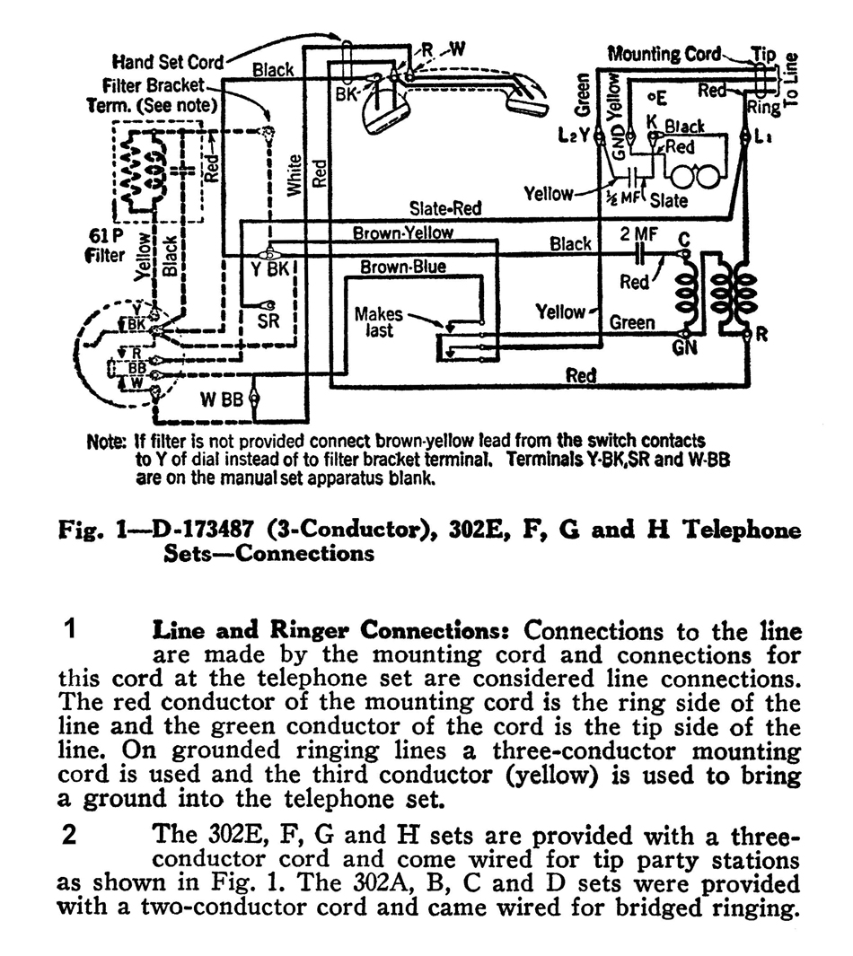 hight resolution of classicrotaryphones com wiring diagrams old telephone wiring block further western electric phone wiring