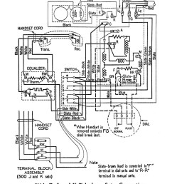 classicrotaryphones com wiring diagrams 4 wire telephone wiring diagram dial phone wiring diagram [ 900 x 1067 Pixel ]
